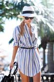 Gömlek Elbise Kombin Önerileri - 23