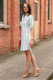 Gömlek Elbise Kombin Önerileri - 25
