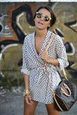 Gömlek Elbise Kombin Önerileri - 27