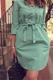 Gömlek Elbise Kombin Önerileri - 28