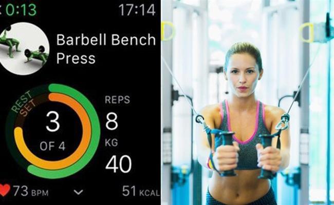 Gymaholic  Spor salonunda tekrar, set ve yükleme sayınızı izleyen , nabız, Antrenman ve Aktivite halkaları ile entegre olan muhteşem bir güç arttırıcı antrenman uygulaması.