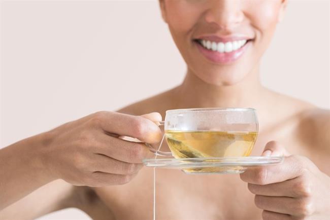 *Rezene, yeşil çay, anason, papatya çayı sindirime yardımcıdır