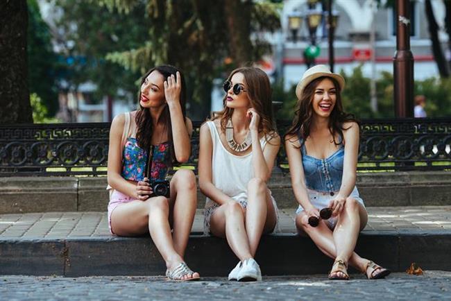 """Sizi """"Bugün ne giysem?"""" derdinden kurtarıyoruz! İşte en tatlı yazlık kombinler...  Kaynak Fotoğraflar: Pinterest"""