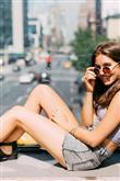 En Tatlı Yazlık Kombin Önerileri - 7