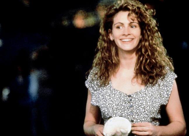 Pretty Woman ne kadar da güzel bir filmdi değil mi? Üstelik kızıl kahve saçları ve yoğun dalgaları ile Julia Roberts da muhteşemdi.