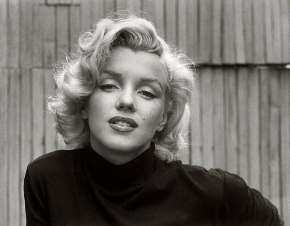 Marilyn Monroe'nun neden bu listede olduğunu açıklamaya gerek bile yok! İkonik hale gelen görünümü kendi adına konuşuyor zaten.
