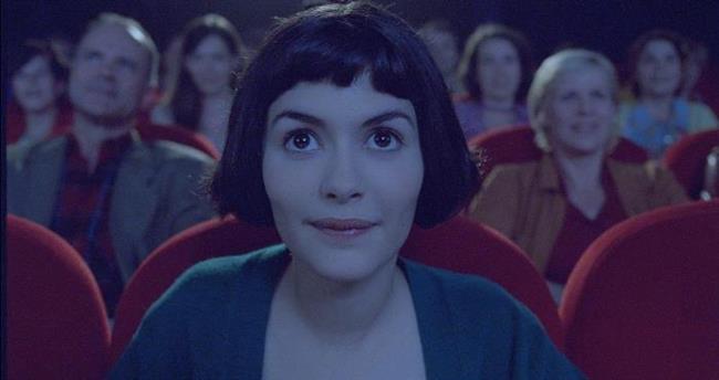 Amelie filmindeki bu sevimli mi sevimli saç modeli ile Audrey Tatou'da saç ikonlarımız arasına girdi.