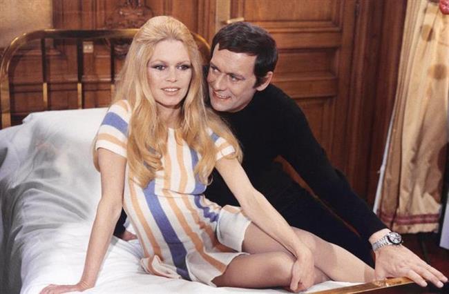 80'ler tam anlamıyla Brigitte Bardot'ın ve onun kabarık, dolgun görünümlü saçlarının yılıydı. Bu görünüş şimdi bile oldukça seksi...