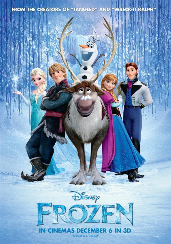 Frozen – Karlar Ülkesi – 2014   Kardeşlik üzerine sımsıcak bir film demek isterdik, fakat buz gibi bir film Karlar Ülkesi! Kraliyet ailesinin iki prensesi Anna ve Elsa mutlu birer çocuktur. Büyük kardeş Elsa ise mutlu bir çocuk olmanın yanı sıra, büyülü güçlere de sahiptir. Güçlerini kızkardeşini eğlendirmek için kullanan Elsa talihsiz bir kazanın ardından güçlerinden korkmuş, çevresindeki herkesten uzaklaşmıştır. Ablasının bu ani uzaklığına anlam veremeyen Anna ise yapayalnız kalmıştır. Ta ki sarayın kapıları yıllar sonra ilk kez dışarı açılana kadar!