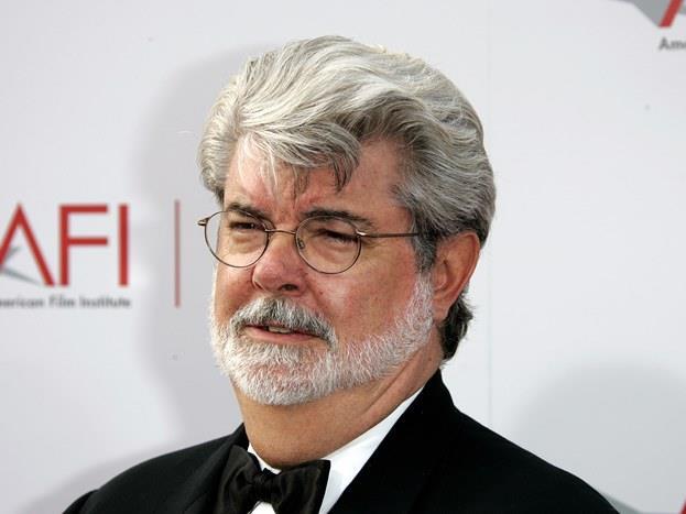 George Lucas  Hollywood'u büyük bir endüstri haline getiren insanların başında George Lucas var. Star War's'ın babası Lucas aynı zamanda Indiana Jones serisinin ve Steven Spielberg'le birçok ortak projenin de başındaki isim. Onun filmleri olmasa biz bunları konuşuyor olmayacaktık belki de. Yıldızı sonuna kadar hak ediyor.