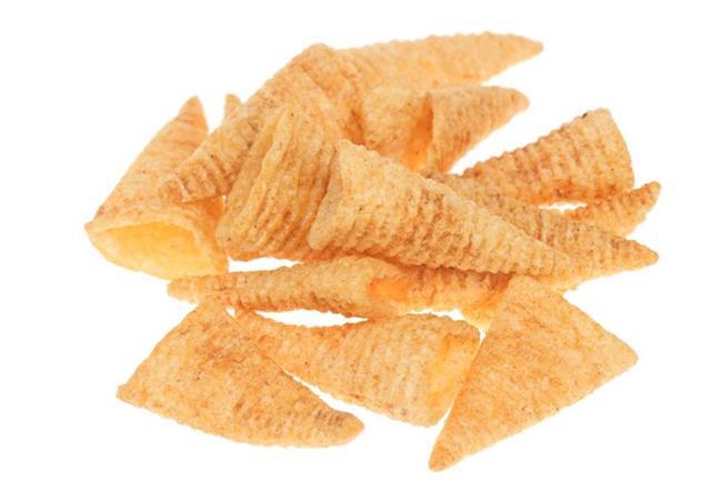 Baharat Çeşnili Mısır Çerezi: Baharat çeşnili mısır çerezinden 25 gramlık bir porsiyon tükettiğinizde (küçük bir kâse dolusu) 129 kcal alıyorsunuz. Vücudunuza yüklediğiniz sodyum ise 208,3 mg.