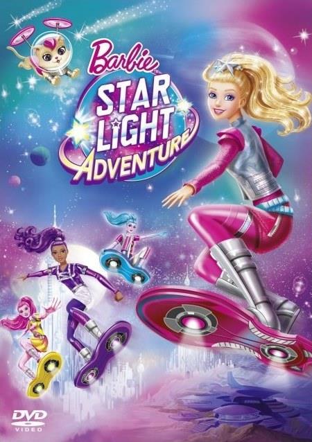 Barbie: Uzay Macerası - Barbie: Starlight Adventure  Yakın dostu Popcorn ile keyifli vakit geçiren Prenses Barbie, uçan kaykayıyla akıl almaz hareketleri başarıyla yapabilmektedir. Bir gün gökyüzündeki yıldızlar eskisi gibi parlamamaya başladığında Barbie, bu durumu düzeltmek için Kral'ın oluşturduğu ekibe seçilir. Ekipte son derece yetenekli başkaları da vardır. Galaksinin uzak bir köşesindeki gezegene seyahat eden Barbie, ekip üyeleri arasında kendini biraz aşağı seviyede görse de, yeteneklerine ve kendine güvenmeyi, kalbinin sesini dinlemeyi öğrenecektir.