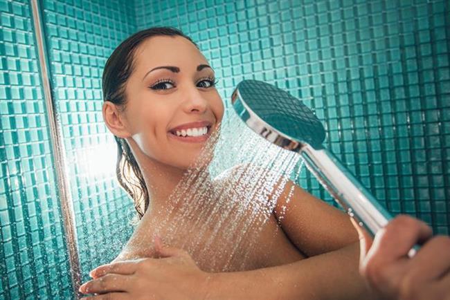 12- Kese yapın, sıcak ve soğuk duş alın.