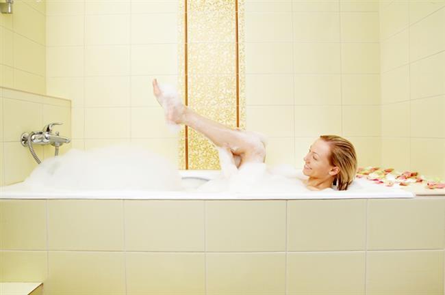 Yalnız zaman geçirmek   Genelde : Kendi aktiviteleriniz için günü kendinize ayırmak.   Sizin için artık : Uzun uzun banyo yapmak.