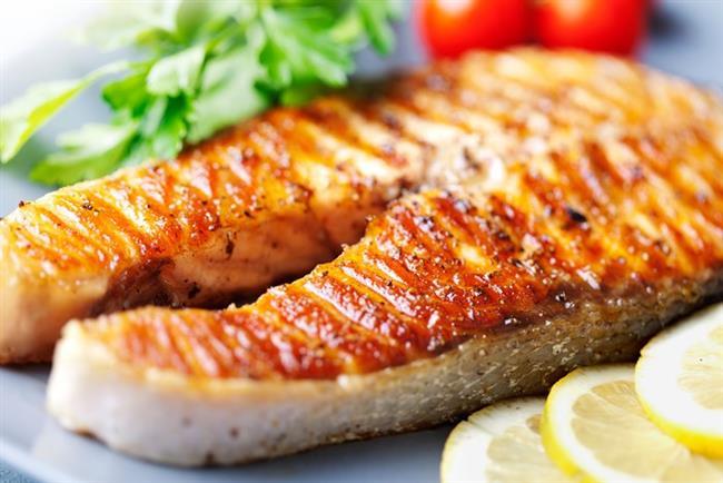11.  Haftada en az 1 kere balık tüketin.