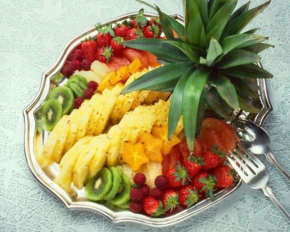 6.  Meyve mutlaka tüketin.