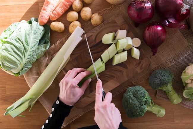 3- Diyet için gereken malzemeleri veya yemekleri önceden hazırlayın.