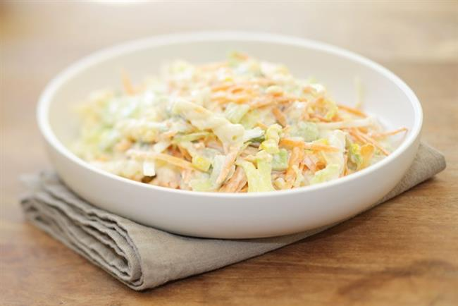 Lahana salatası:    Fastfood restoranlarında sağlıklı garnitür olarak tercih ettiğiniz lahana salatasının aslında bir porsiyonunun 15 gram şeker içerdiğini biliyor muydunuz?