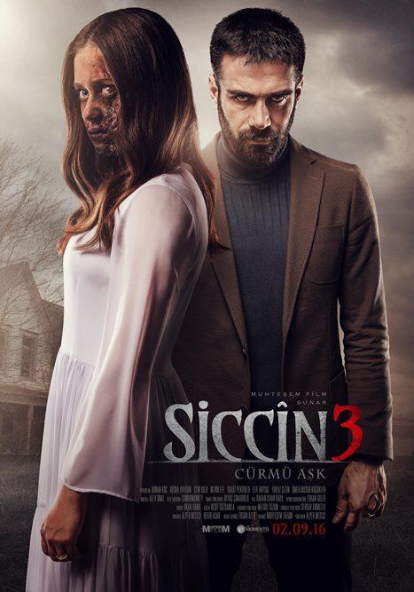 Siccin 3: Cürmü Aşk - Siccin 3  Küçüklük yıllarından bu yana arkadaş olan Orhan ve Sedat'ın arkadaşlıkları büyüdüklerinde de kesilmemiş, hatta Orhan'ın Sedat'ın kızkardeşi Kader'le evlenmesiyle iyice pekişmiştir. Ancak bir gün Sedat'ın geçirdiği trafik kazası hepsi için bir dönüm noktası olur. Sedat'ın oğlu Mehmet felçli kalır, Kader ise hafızasını yitirir. Bu olay yüzünden ikilinin arası açılır. Sedat vicdan azabıyla kıvranırken Orhan sevdiği kadını kaybetmemek için korkunç birşey yapmayı göze alır.