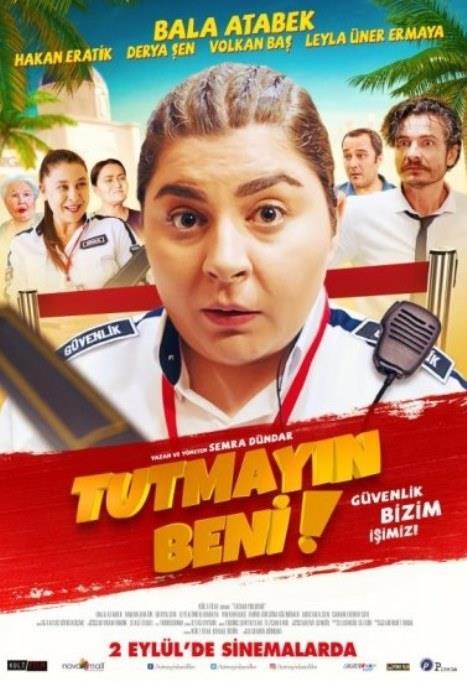 Tutmayın Beni  Komedi türü Tutmayın Beni filminin yönetmenliğini ve senaristliğini Semra Dündar üstleniyor.