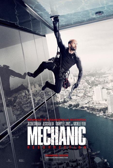Suikast - Mechanic: Resurrection  İlk filmdeki maceralarından sonra Arthur Bishop (Jason Statham), suikastçilik işini bırakmaya karar vermiştir. Ancak sevgilisi Gina (Jessica Alba) çok güçlü ve tehlikeli bir adam tarafından kaçırılınca, onun hayatını kurtarabilmek için yeniden eski işine dönmek zorunda kalacaktır. Görevi, dünyanın 3 farklı yerindeki birbirinden zor suikastleri gerçekleştirmek ve onlara kaza süsü vermektir.