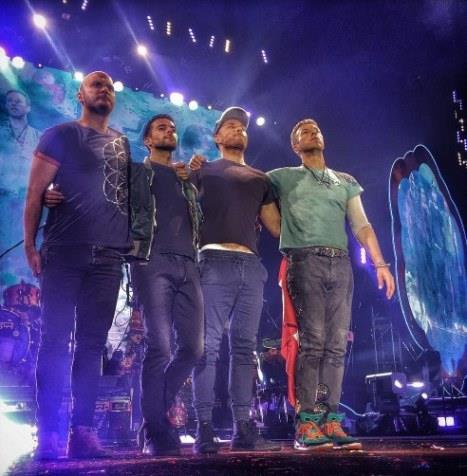 "17- EN İYİ GÖRSEL EFEKT   Coldplay – ""Up&Up"" (Vania Heymann)"