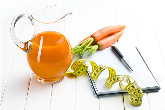 Havuç ve havuç suyu az kalori içermesine rağmen besleyicidir. Zayıflamada ve kilo korumada etkilidir. Ara öğünlerde 1-2 küçük havuç yenilmesi ya da suyunun içilmesi tokluk hissi sağlar.