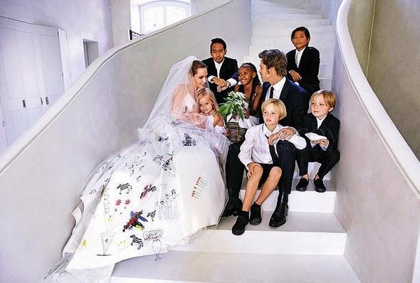 2004 yılında birlikte olmaya başlayan çift, Ağustos 2014'te Fransa'da evlenmişti.