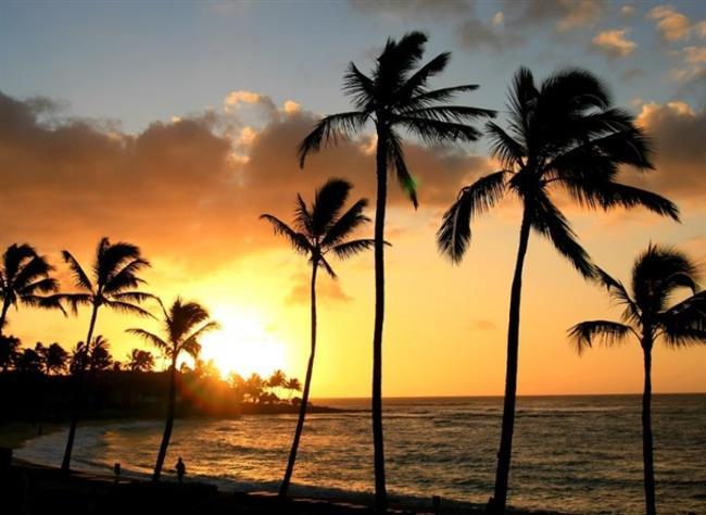 Hawaii-Amerika