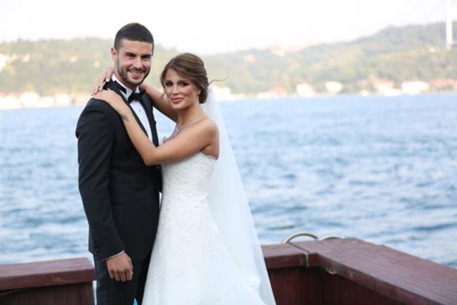 Berk Oktay ve Merve Şarapçıoğlu