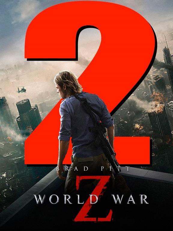 World War Z 2  Max Brooks'un romanından beyaz perdeye uyarlanan 2013 yapımı World War Z'in devam filminde başrolde bir kez daha Brad Pitt'i izleyeceğiz. Filmin hikayesi, kaynağı bilinmeyen bir zombi virüsünün, insanlığı büyük bir felakete sürüklemesi üzerinden devam ediyor. İlk filmin yönetmeni Marc Forster'dan yönetmen koltuğunu devrelan isim The Orphanage (2007) ve The Impossible (2012) filmleriyle dikkat çeken Katalunyalı yönetmen Juan Antonio Bayona. Senaryado ise ilk filmin kalabalık senarist kadrosundan farklı olarak yalnızca Steven Knight bulunuyor.