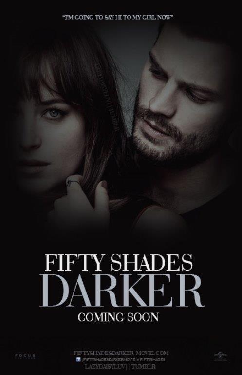 Fıfty Shades Darker  Anastasia tutkulu milyoner Christian Grey ile yaşadığı ilişkisini geride bırakmaya çalışmaktadır. Ancak bu sandığı kadar kolay olmaz. Yeniden bir araya gelen çiftin yaşadıkları zorluklar barışmalarıyla birlikte bitmeyecektir. Christian geçmişinden gelen şeytanları ile yüzleşmek zorunda kalırken, Anastasia da Grey'in geçmişinde kalan ancak onu unutmamış kadınların öfkeleriyle ve kıskançlıklarıyla yüzleşecektir. Başrollerini Dakota Johnson ve Jamie Dornan'ın üstlendiği filmin kadrosunda Tyler Hoechlin, Kim Basinger, Marcia Gay Harden, Bella Heathcote ve Marcia Gay Harden gibi isimler yer alıyor.