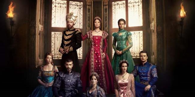 Muhteşem Yüzyıl Kösem ''Bağdat Fatihi IV.Murat''  Başrol oyuncuları; Nurgül Yeşilçay, Metin Akdülger ve Canan Ergüder