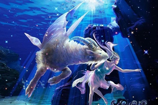 Capricorn / Sea Goat / Oğlak (23 Aralık-20 Ocak)   Orijini Yunanlılar'dan eskiye Babilliler'e gider. Yunan mitolojisinde ise keçi kafalı Tanrı Pan olarak bilinir. Nil nehrine daldığında canavar Typhon gelince aceleyle kaçtığı için alt tarafı balık kuyruğu olarak kalmıştır.