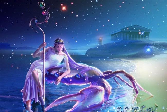 Cancer / Crab / Yengeç (22 Haziran-22 Temmuz)  Mitolojik kahraman Herkül çok başlı Hydra ile savaşırken bir yengeç kıskaçları ile ayaklarına tutunur. Herkül istemeden zavallı yengeci ezer ve yengeç göğe, cennete yükselir.