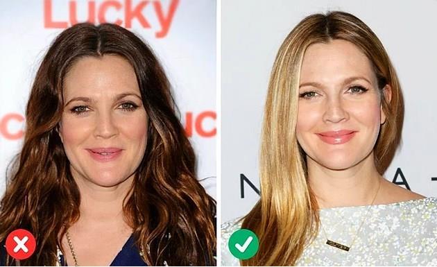 2. Renk tercihini doğru yapmalısınız Göz ve ten renginize göre doğru seçilmiş daha açık ton saçların da gençleştirici özelliği vardır.