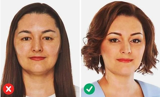 3. Uzun mu kısa mı? Kısa saç aktif bir yaşam tarzı ve gençlikle ilişkilendirilir. Fakat dikkat edin çok kısa kesimler yüzünüzün ovalliğini ortaya çıkartabilir. Tavsiye ettiğimiz kulak ve çene arasında bir uzunluk.