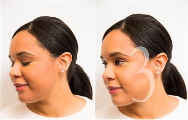 12. Kontür yapayım derken, yüzü tüp patlamış bir hale getirmek  Yüz şeklinize göre doğru kontürü bulun ve sadece onu uygulayın!