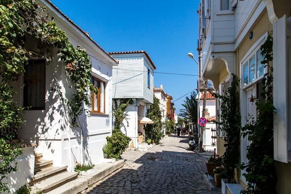 Denizinin güzelliği ve özgün dokusu sayesinde ada, bir cazibe merkezine dönüşmektedir. Aynı zamanda Bozcaada Türkiye'nin en büyük 3. adasıdır.