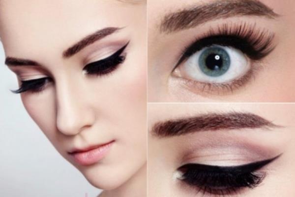 Eyeliner kullanın  Eyeliner kirpiklerinizin daha yoğun ve hacimli görünmesini sağlar. Kirpik diplerinize eyeliner uygulayarak kirpiklerinizi 3 kat daha yoğun gösterebilirsiniz. Ama unutmayın eye liner ve göz kalemleri hiç rimel kullanılmadığında çok kötü görünmektedir. Eyeliner kullanabilmek için rimele ihtiyacınız olduğunu unutmayın.