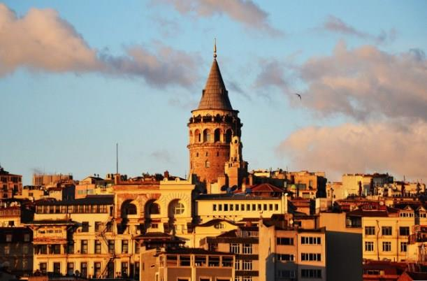 Galata Kulesi-Beyoğlu