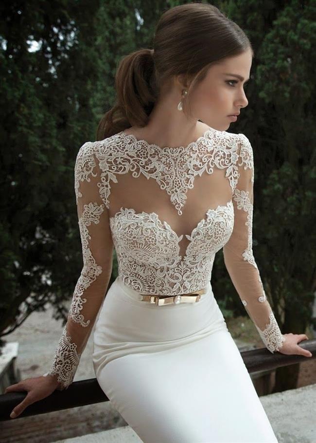 Giysilerinizde ve hayatınızda lükse çok mu önem veriyorsunuz? Düğün günü giyeceğiniz gelinliği sadece giyilecek bir kıyafet olarak görmüyor, onu yaşıyorsanız;  Siz... İddialısınız!