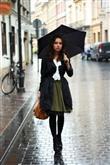 Yağmurlu Günler İçin Kombin Önerileri - 10