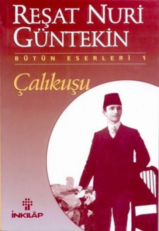 14)Çalıkuşu/ Reşat Nuri Güntekin (1922)    Çalıkuşu, Reşat Nuri Güntekin'in 1922 yılında yazdığı, 1908-1918 yılları arasını anlatan, ağırlıklı olarak Anadolu'da geçen ve arka planda Osmanlı'nın son yıllarını anlatan bir romandır. Kitabın son kısmı hariç, ki bu bölüm dışarıdan bir gözlemcinin anlattıklarıdır, romanın ana kahramanı Feride'nin hatıra defteri şeklinde yazılmıştır.Reşat Nuri Güntekin, Çalıkuşu'nu önce İstanbul Kızı adıyla dört perdelik bir oyun olarak yazmıştır. Yapıtı, 1922'de Vakit gazetesinde Çalıkuşu adıyla roman olarak yayınlanınca büyük ilgi çekmiştir.  Eser beşinci baskıdan sonra, 1939 yılında bizzat Reşat Nuri Güntekin tarafından tekrar gözden geçirilip bazı değişiklikler yapıldıktan sonra tekrar yayımlanmıştır.Çalıkuşu, duygusal bir olayı anlatmakla birlikte dönemin toplumsal sorunlarının eleştirel olarak da ortaya koymaktadır. Çalıkuşu, Türkiye'de yeni ve modern bir dönemin başlamasını özendiren bir roman olarak kabul edilmektedir. Roman 1966 yılında yönetmen Osman Sedan tarafından sinemaya uyarlanmıştır.