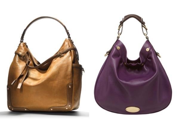 Yarım ay ve hobo çantalar  Hilal şeklini andıran bu iki çanta modeli yeni sezonda kendine sağlam bir yer edinmeyi başarmış. Günün her saatinde kullanıma uygun hobo-lar modacılardan sonra sitil sahibi kadınlarında gözdesi olacak.