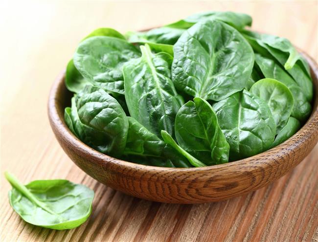 Ispanak  Ispanağı buharda pişirin ya da haşlayarak tüketin. Taze yapraklarını salata olarak yiyin.