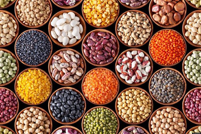 Baklagiller   Fasulye, bezelye ve mercimekte bulunan bioflavionid maddesi, midenin koruma faktörünü artırıyor.