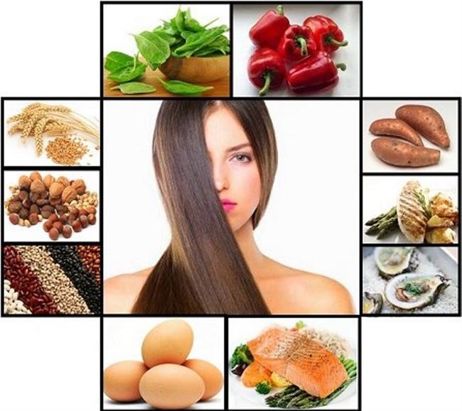 Saça Faydalı Besinler Tüketin   Protein ve B vitamini içeren besinler saç için çok yararlıdır. Zeytinyağı, ceviz,badem, havuç, badem, yumurta tüketerek daha sağlıklı saça sahip olabilirsiniz.