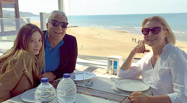 Nergis Kumbasar ve Mehmet Ali Erbil