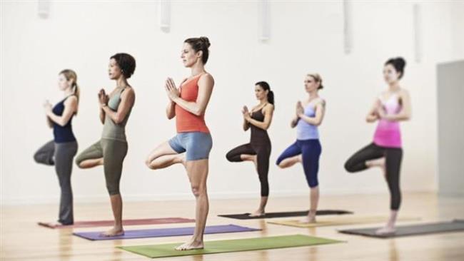 Hatha yoga = 1 saatte 228 Kalori